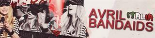 Avril Bandaids Italia