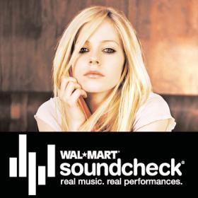 Avril Lavigne - Walmark Soundcheck