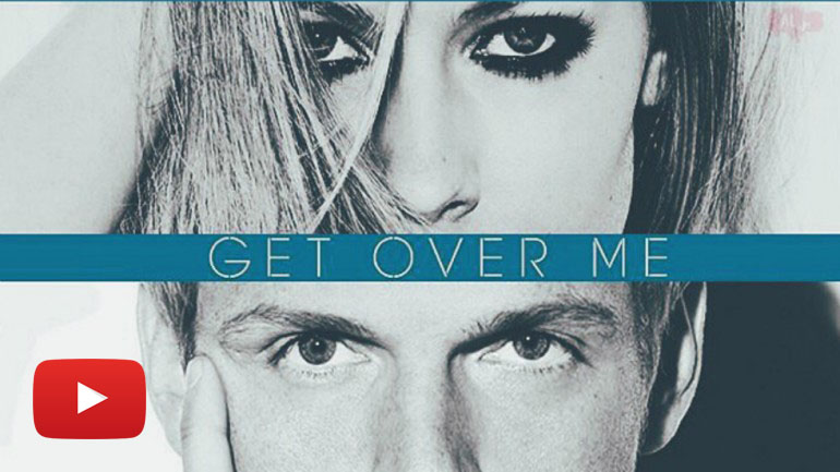 Avril Lavigne Get Over Me duo with Nick Carter